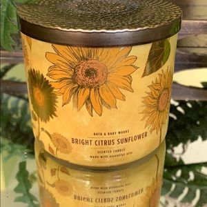 COPY - New BBW Bright Citrus Sunflower 🌻 Candle